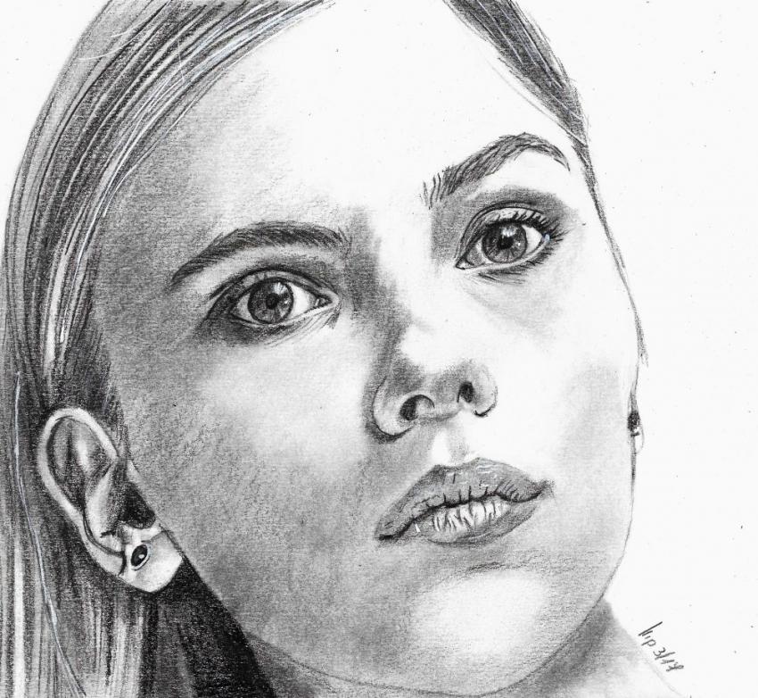 Scarlett Johansson par patrick